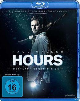 Hours - Wettlauf Gegen Die Zeit Blu-ray