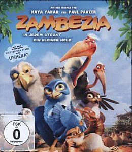Zambezia - In Jedem Steckt Ein Kleiner Held - Blu- Blu-ray