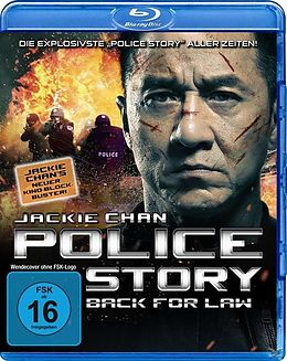 Police Story - Back For Law Blu-ray