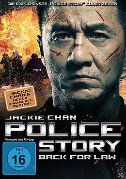 Police Story - Back for Law DVD