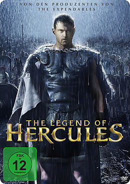 The Legend of Hercules DVD