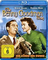 The Benny Goodman Story - The King Of Swing [Versione tedesca]