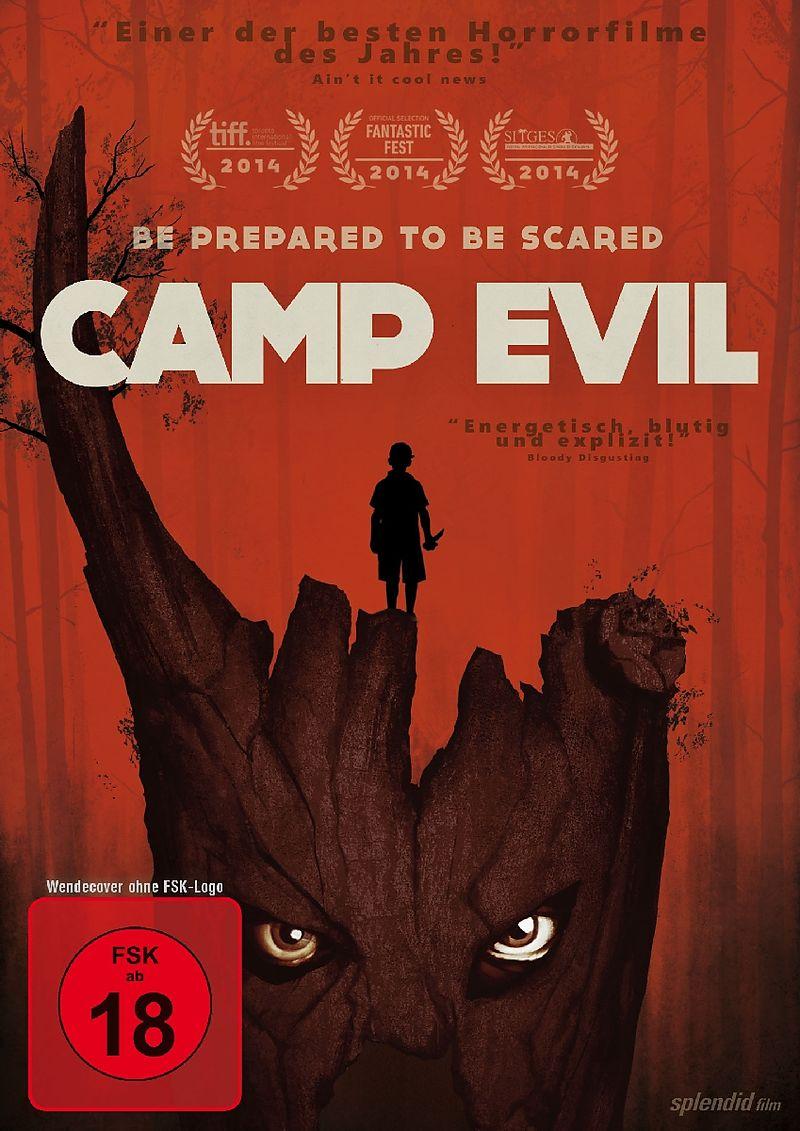 Camp Evil [Versione tedesca]