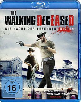 The Walking Deceased-die Nacht Der Lebenden Idiote Blu-ray