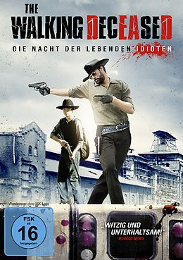 The Walking Deceased - Die Nacht der lebenden Idioten DVD