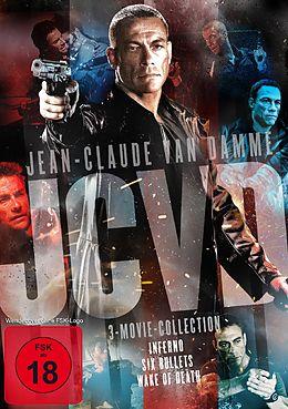 Jean-Claude Van Damme DVD