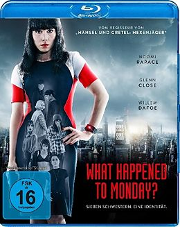 What Happened to Monday? [Versione tedesca]