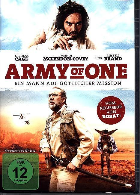 Army of One - Ein Mann auf göttlicher Mission [Versione tedesca]