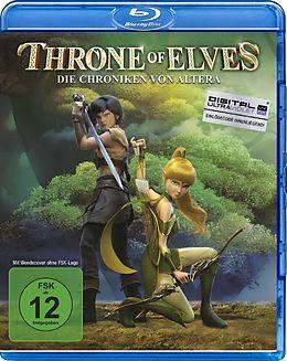Throne Of Elves - Die Chroniken Von Altera Blu-ray