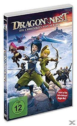 Dragon Nest - Die Chroniken von Altera DVD
