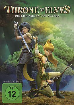 Throne of Elves - Die Chroniken von Altera DVD
