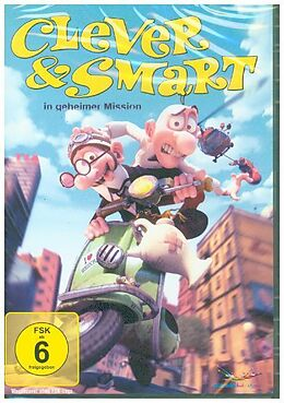 Clever & Smart - In geheimer Mission DVD