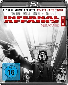 Infernal Affairs Teil 2 Blu-ray