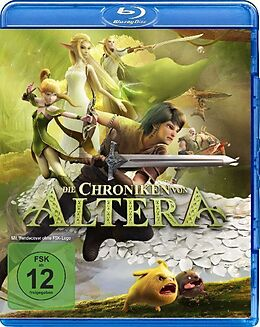 Die Chroniken von Altera Blu-ray
