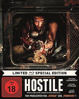 Hostile - Special Edition Blu-ray