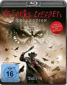 Jeepers Creepers Limited Collection - Teil 1-3 Blu-ray