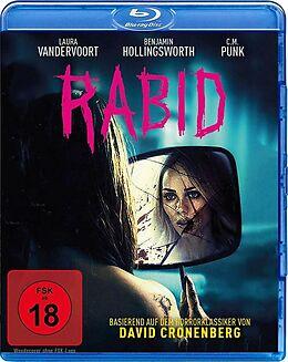 Rabid Blu-ray