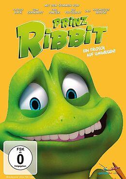 Prinz Ribbit - Ein Frosch auf Umwegen! DVD