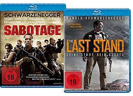 Sabotage & The Last Stand Blu-ray