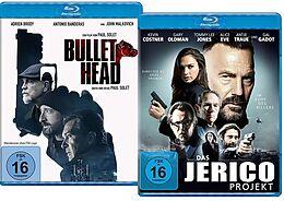 Bullet Head & Das Jerico Projekt - Im Kopf des Killers Blu-ray