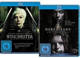 Winchester - Das Haus der Verdammten & Hereditary - Das Vermächtnis Blu-ray