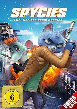 Spycies - Zwei tierisch coole Agenten DVD