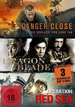 Kriegsfilm-Box DVD