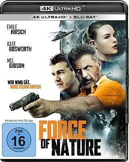 Force of Nature Blu-ray UHD 4K + Blu-ray