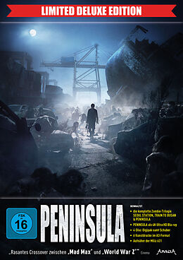 Peninsula - Limited Deluxe Edition Blu-ray UHD 4K