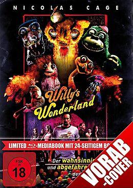 Willy's Wonderland Ltd. - Mediabook Blu-ray