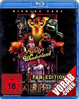 Willy's Wonderland Ltd. - Special Edition Blu-ray