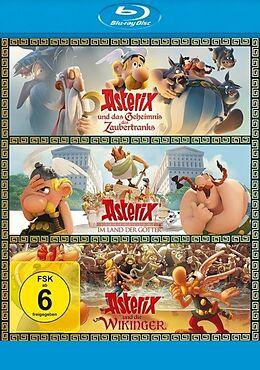 Asterix und das Geheimnis des Zaubertranks & Asterix im Land der Götter & Asterix und die Wikinger Blu-ray
