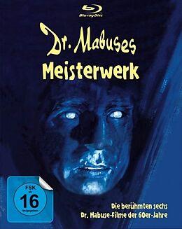 Dr. Mabuses Meisterwerk Blu-ray