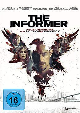 The Informer DVD