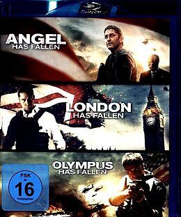 Olympus Has Fallen & London Has Fallen & Angel Has Fallen Blu-ray