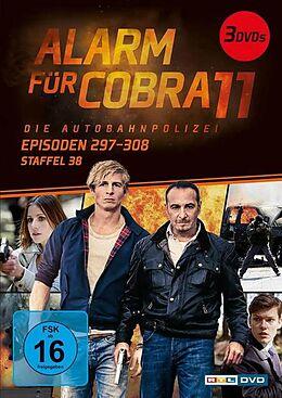 Alarm für Cobra 11 - Staffel 38 / Amaray DVD