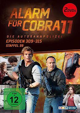 Alarm für Cobra 11 - Staffel 39 / Amaray DVD