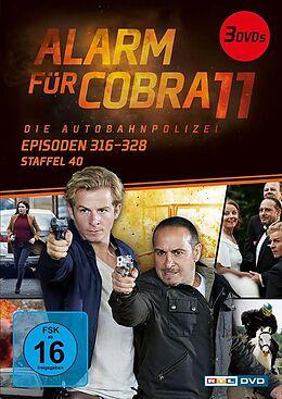 Alarm für Cobra 11 - Staffel 40 / Amaray DVD