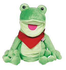 30cm Handpuppe Frosch Frilo Goki 51785
