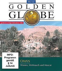 Golden Globe - Oman - Wüsten, Weihrauch Und Muscat [Versione tedesca]