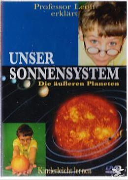 Unser Sonnensystem 2-äußere Planeten [Version allemande]