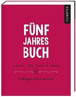 Fünf Jahres Buch [Versione tedesca]