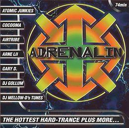 Adrenalin CD Sound Of Edm Records