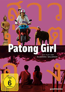 Patong Girl DVD
