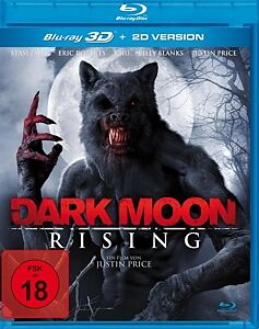 Dark Moon Rising Blu-ray 3D