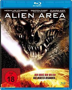 Alien Area Blu-ray