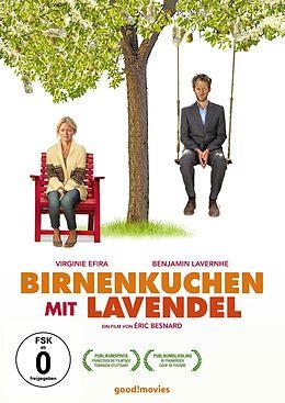 Birnenkuchen mit Lavendel [Version allemande]