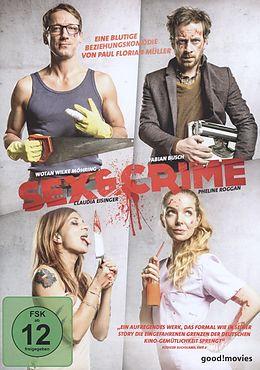 Sex & Crime DVD