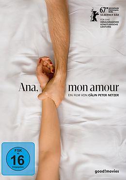 Ana, mon amour DVD