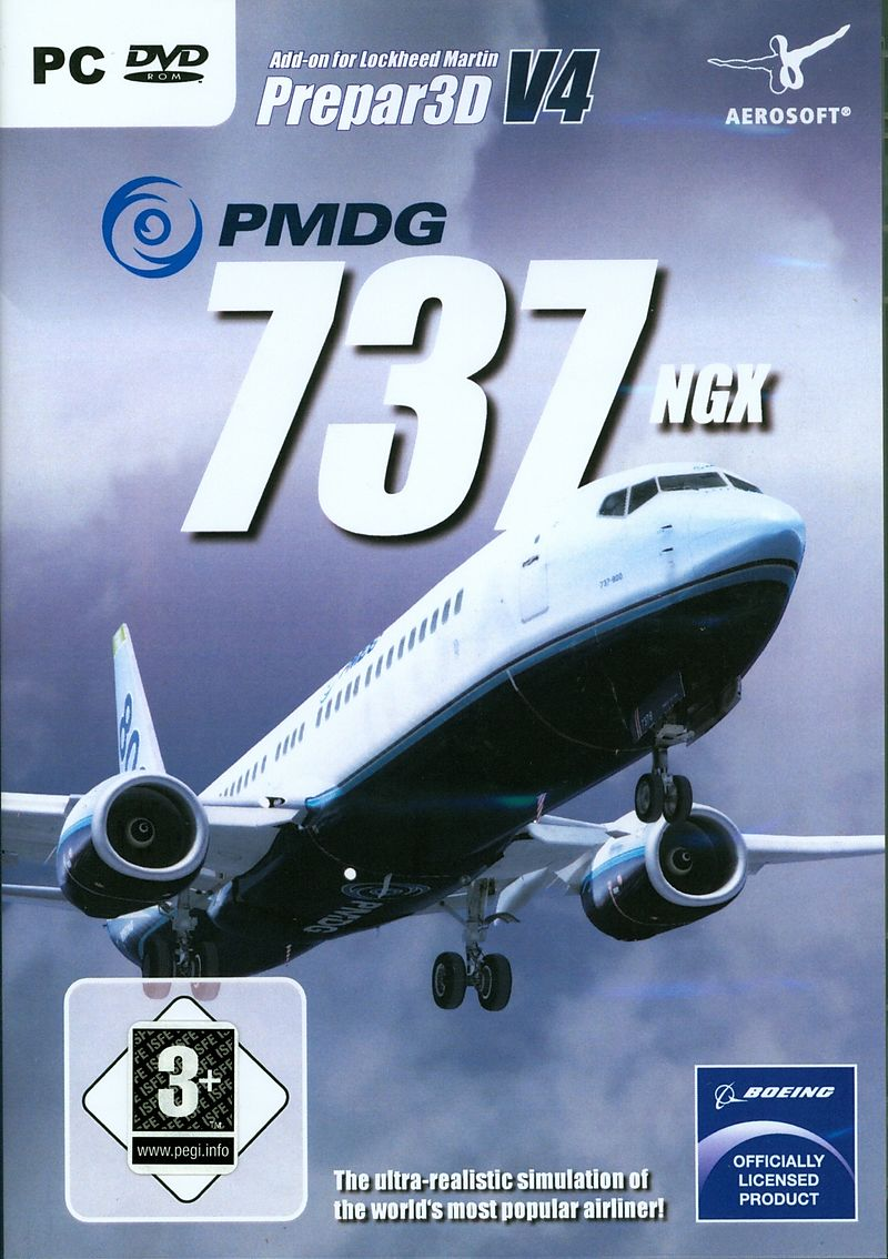 PMDG 737 V4 [DVD] [PC] (D) für PC kaufen | exlibris.ch